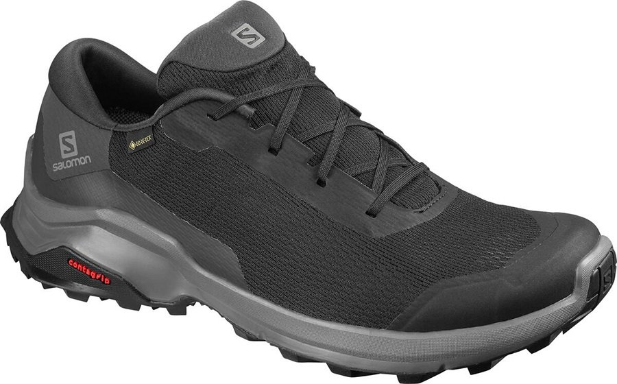 Salomon X Reveal Gore-Tex Hiking Shoes, Uk 7 Black/Phantom