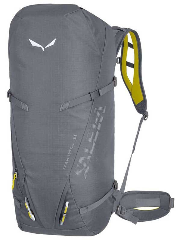 Salewa Apex Wall Mountaineering Backpack, 32L Grey