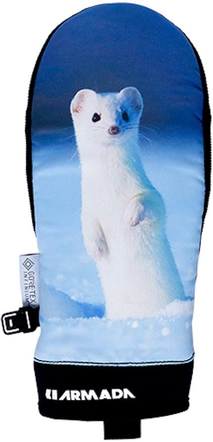 Armada Carmel Windstopper Women's Ski/Snowboard Mitts L Snow Weasel