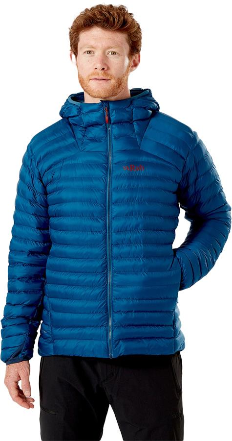 Rab Cirrus Alpine Hooded Insulated Jacket, S Ink