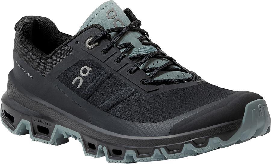 On Cloudventure Women's Running Shoes, UK 8 Black/Cobble