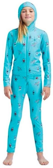 Airblaster Youth Ninja Thermal One Piece Suit, Age 8-10 AP Critters