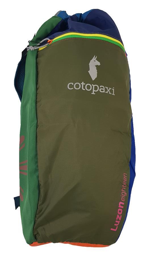 Cotopaxi Luzon 18L Backpack, 18L Del Dia 61