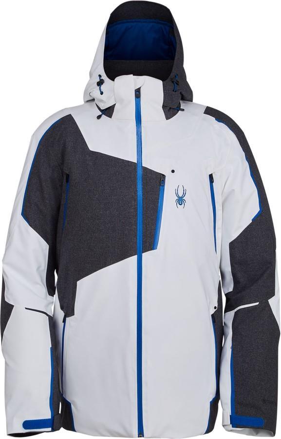 Spyder Leader GTX LE Ski/Snowboard Jacket, S White