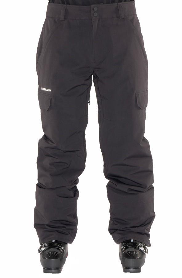 Armada Union Insulated Ski/Snowboard Pants L Black