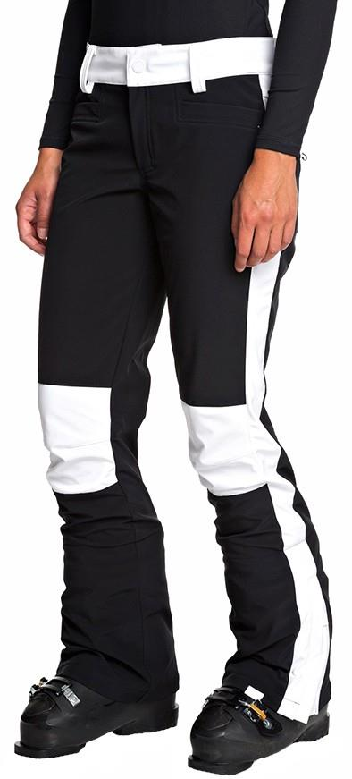 Roxy Creek Mountain Women's Ski/Snowboard Pants, M True Black