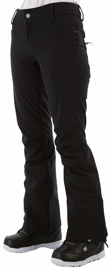 Roxy Creek Short Women's Snowboard/Ski Pants L True Black 2021