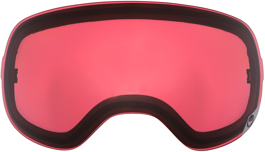 Dragon X1s Snowboard/Ski Goggle Spare Lens, One Size, Pink Ionized