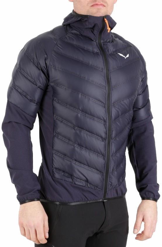 Salewa Adult Unisex Agner Hybrid Down Men's Insulated Jacket, Xl Premium Navy