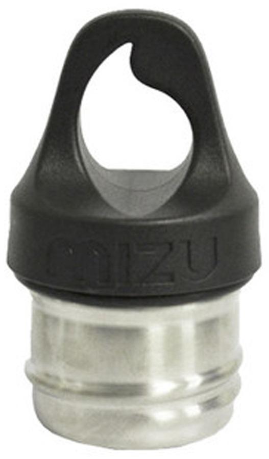 Mizu M-Series Loop Cap Replacement Water Bottle Cap, Hybrid/Steel