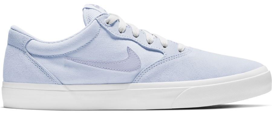 Nike SB Chron Solarsoft Skate Shoes, UK 4 Football Grey