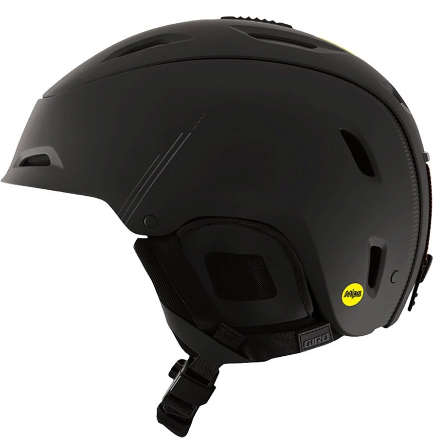 Giro Range MIPS Ski/Snowboard Helmet, S Black