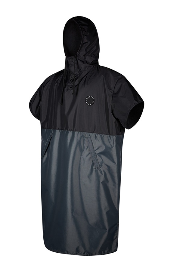 Mystic Deluxe Windproof Poncho Towel Change Robe, Universal Black 2021