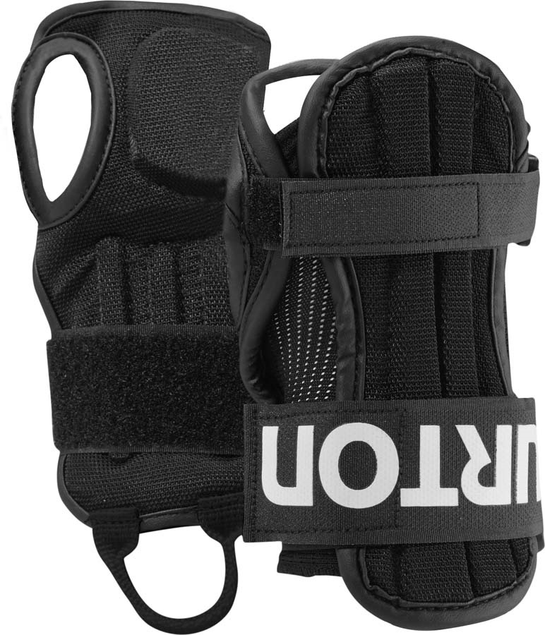Burton Impact Wrist Guards S True Black
