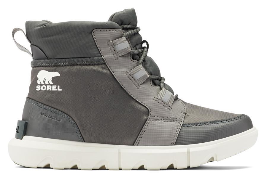 Sorel Explorer Carnival II Women's Snow Boots, UK 7 Quarry
