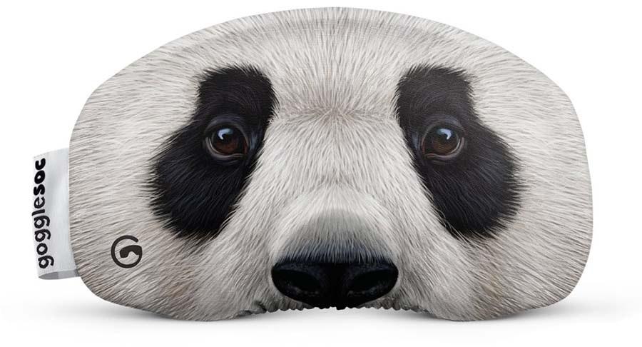 Gogglesoc Snowboard/Ski Lens Cover, Panda Soc