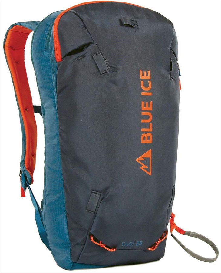 Blue Ice Yagi 25L Backpack Mountaineering Pack, 25L Ensign Blue