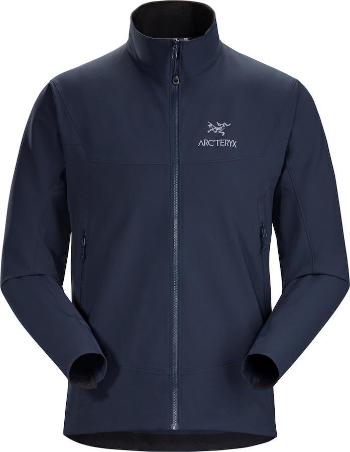 Arcteryx Men's Gamma LT Men's Softshell Jacket, S Cobalt Moon
