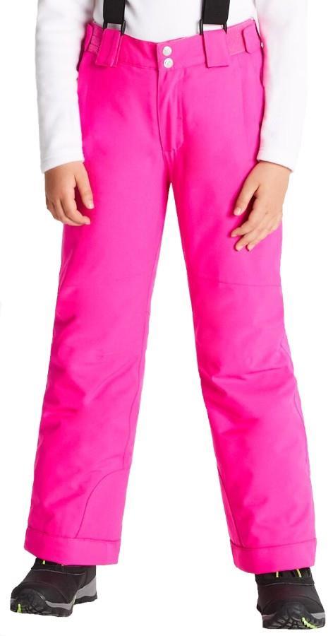 Dare 2b Outmove Kid's Snowboard/Ski Pants, Age 9-10 Cyber Pink