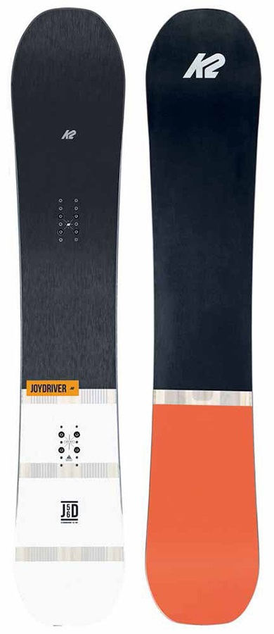 K2 Joy Driver Positive Camber Snowboard, 159cm