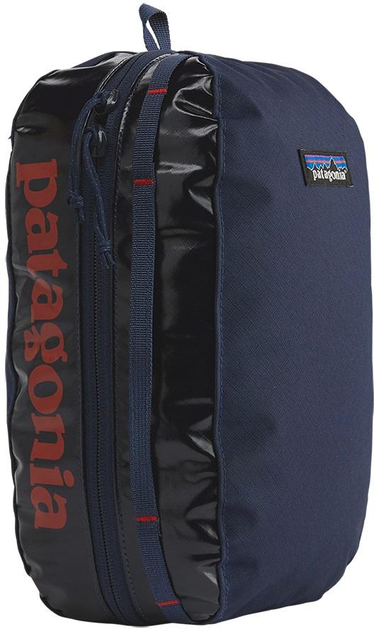 Patagonia Medium Black Hole Cube Duffel Travel Bag, 6L Classic Navy