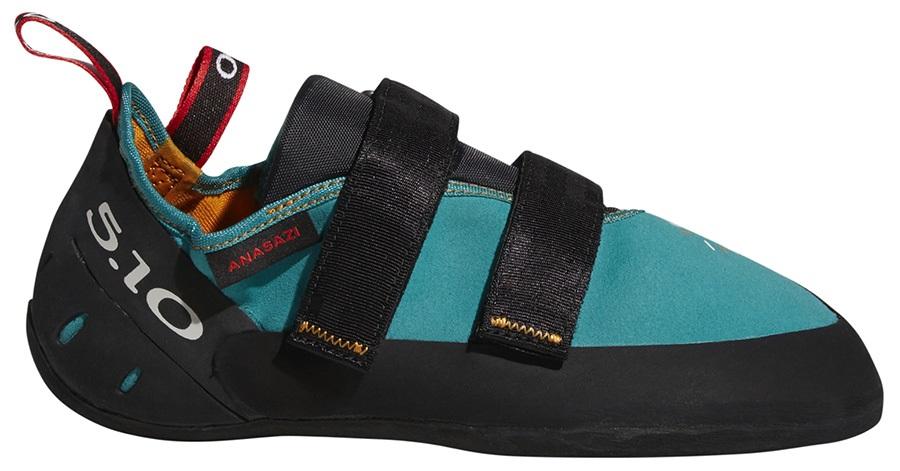 Adidas Five Ten Anasazi LV Rock Climbing Shoe UK 3.5 | EU 36 Aqua