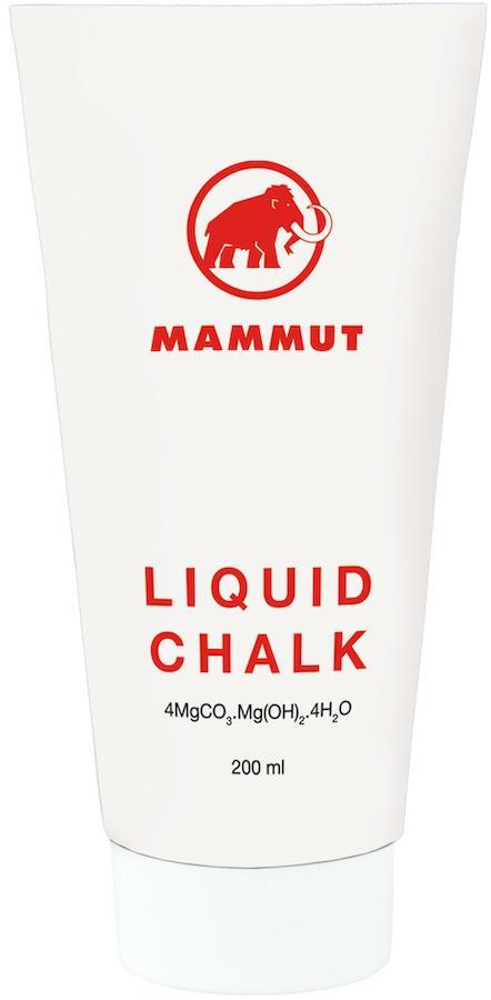 Mammut Liquid Chalk Rock Climbing Gym Chalk, 200ml White
