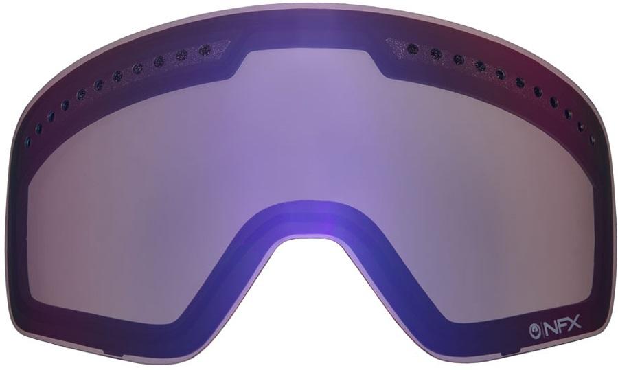 Dragon NFX2 Ski/Snowboard Goggles Spare Lens Purple Ionized