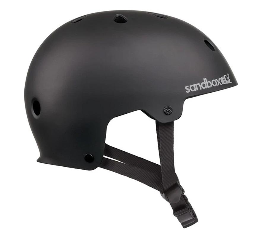 Sandbox Legend Low Rider Wakeboard Helmet, L Black 2022