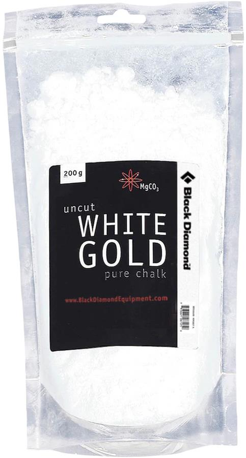 Black Diamond White Gold Rock Climbing Chalk : 200g