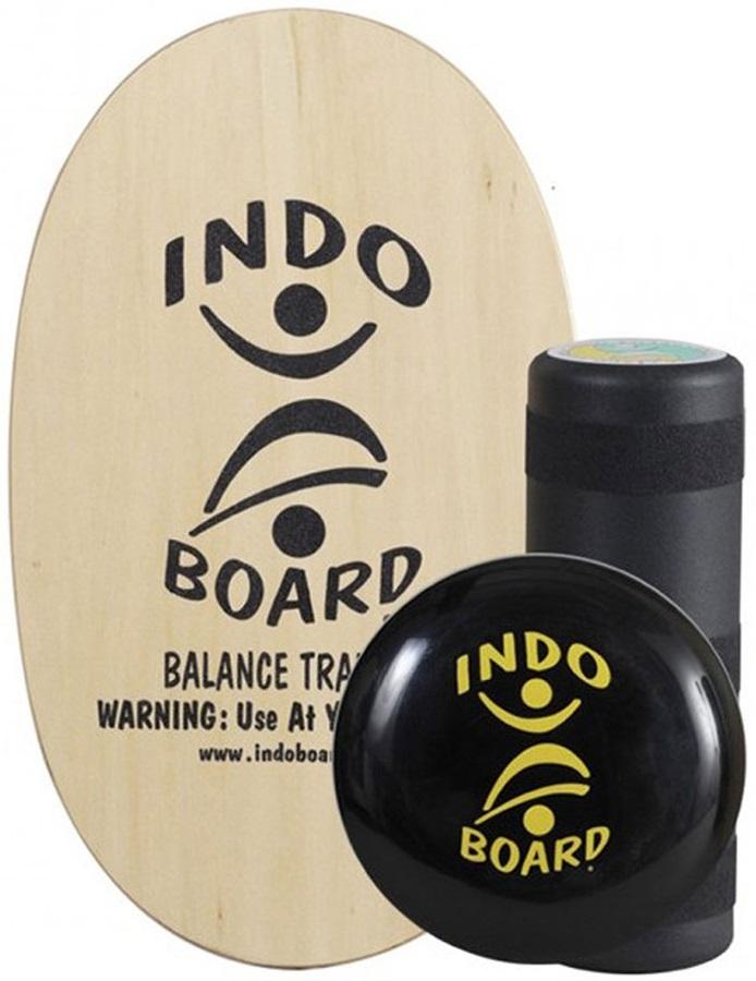 Indo Board Original Balance Training Pack, Natural