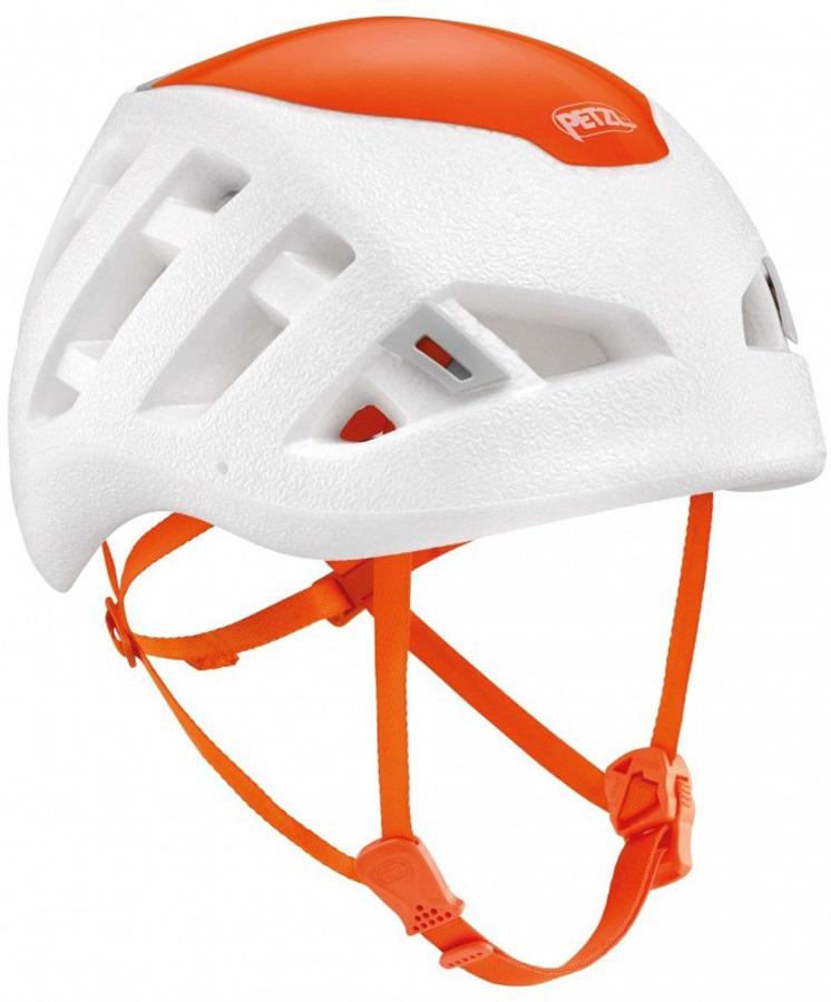 Petzl Adult Unisex Sirocco Climbing & Mountaineering Helmet, M/L White