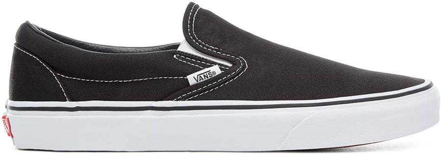 Vans Classic Slip-On Skate Shoes, UK 9 Black