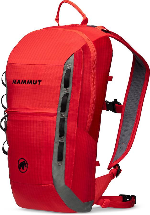 Mammut Neon Light Climbing Backpack/Rucksack, 12L Spicy