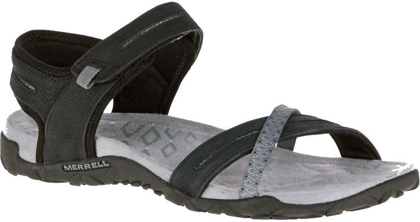 Merrell Terran Cross II Women's Sandals, UK 5 Black