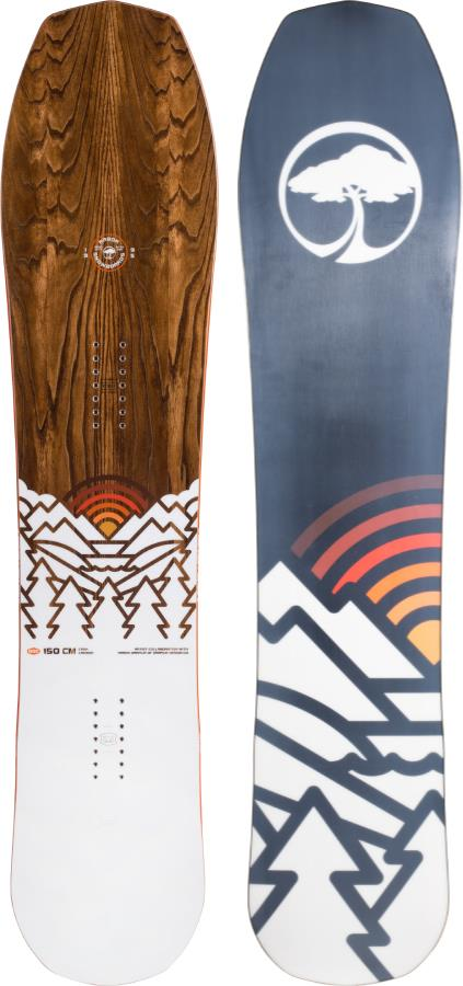 Arbor Cask Camber Snowboard, 150cm 2021