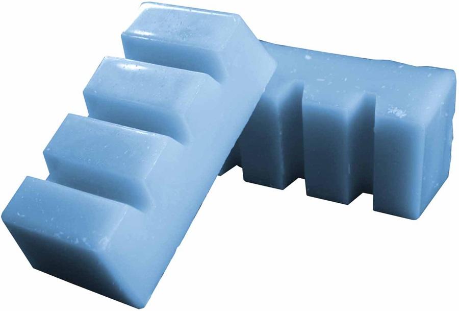 Demon Bulk Universal Ski/Snowboard Base Wax, 454g Blue