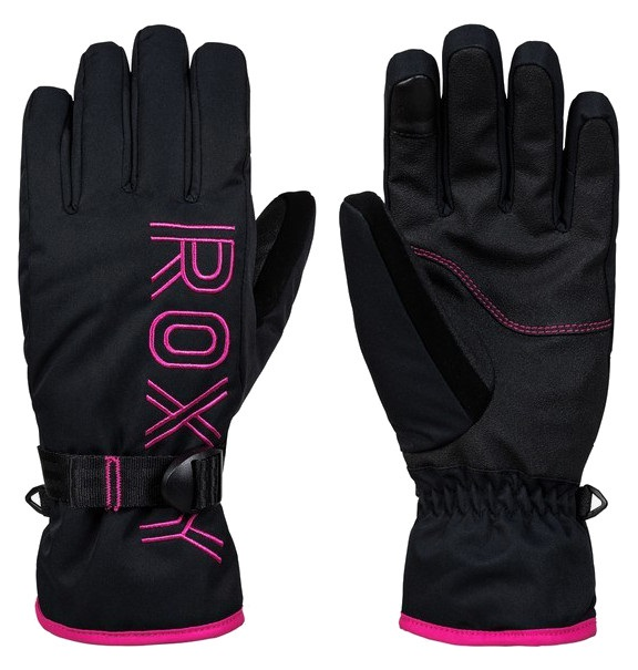 Roxy Freshfield Women's Snowboard/Ski Gloves M True Black