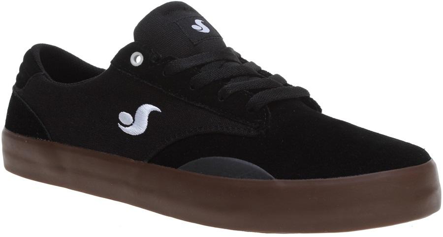DVS Daewon 14 Skate Shoes Uk 10 Black