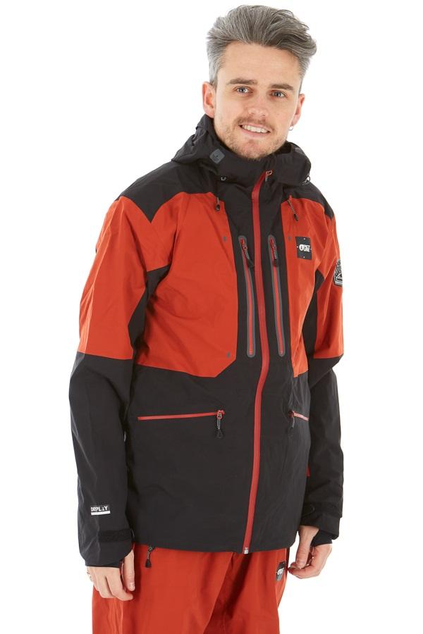 Picture Naikoon Ski/Snowboard Jacket, L Brick