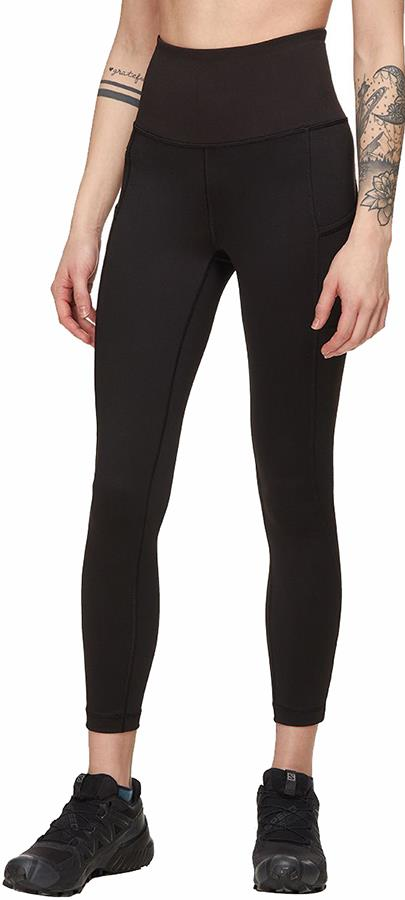 Patagonia LW Pack Out Women's Tights, UK 14 Black