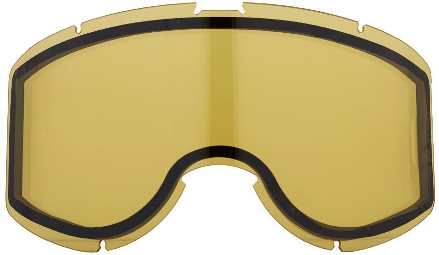 Sandbox Downflat Snowboard/Ski Goggle Spare Lens One Size Yellow