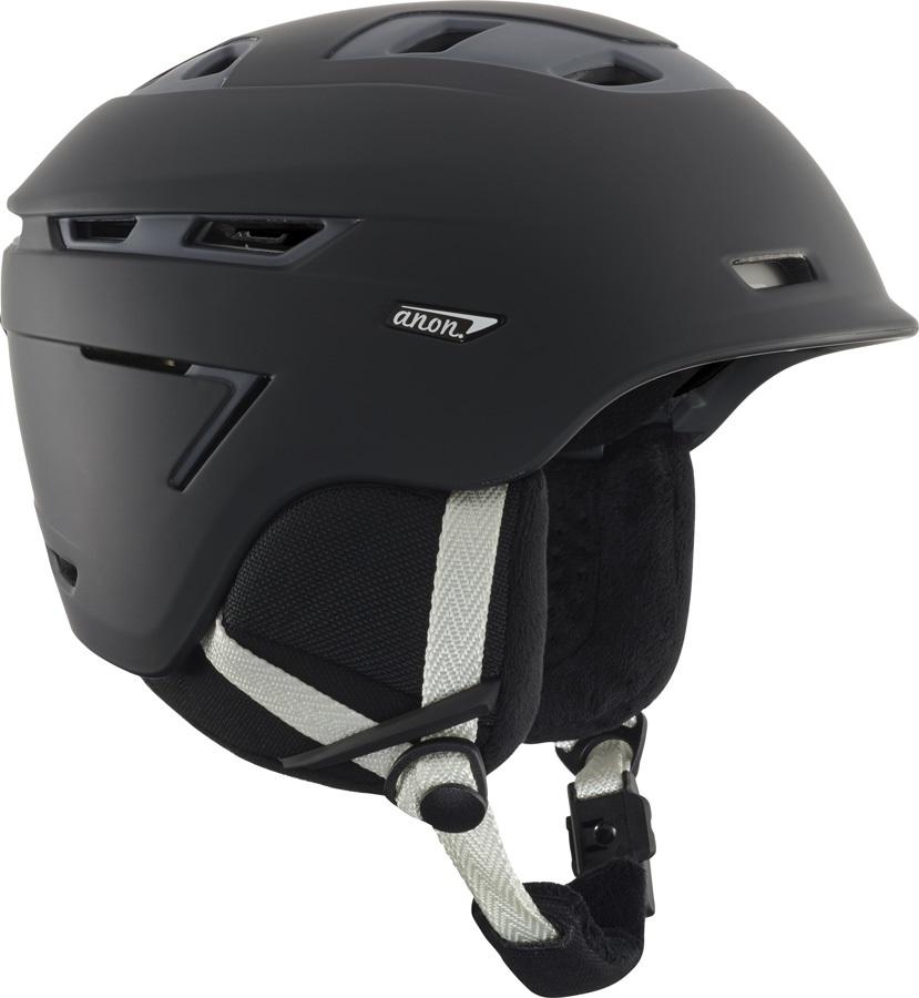 Anon Omega Women's Ski/Snowboard Helmet, S Black