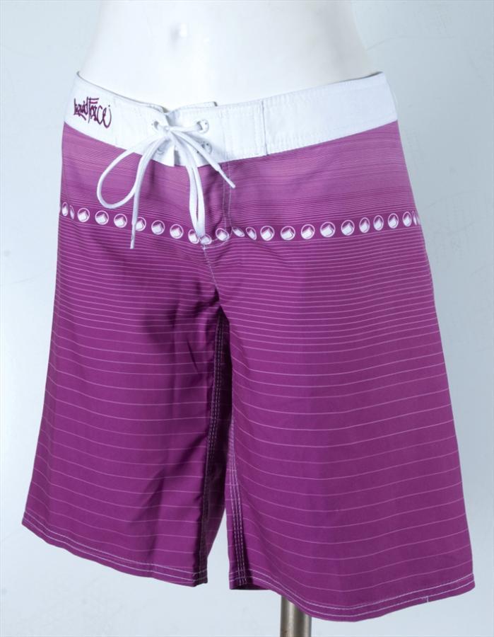 Liquid Force Slate Board Shorts, UK 6 US 2 Eur 34 Purple