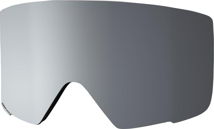 Anon M3 Ski/Snowboard Goggles Spare Lens, Sonar Silver