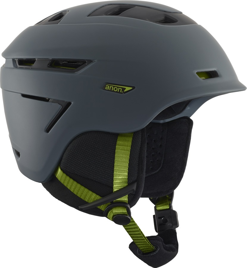 Anon Echo Ski/Snowboard Helmet, S Slate
