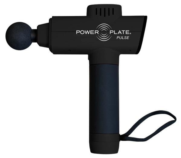 Power Plate Pulse Handheld Vibration Massager, One Size Black