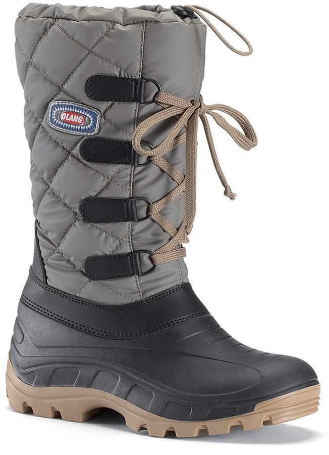 Olang Fantasy Women's Winter Snow Boots UK 2.5/3.5 Earth