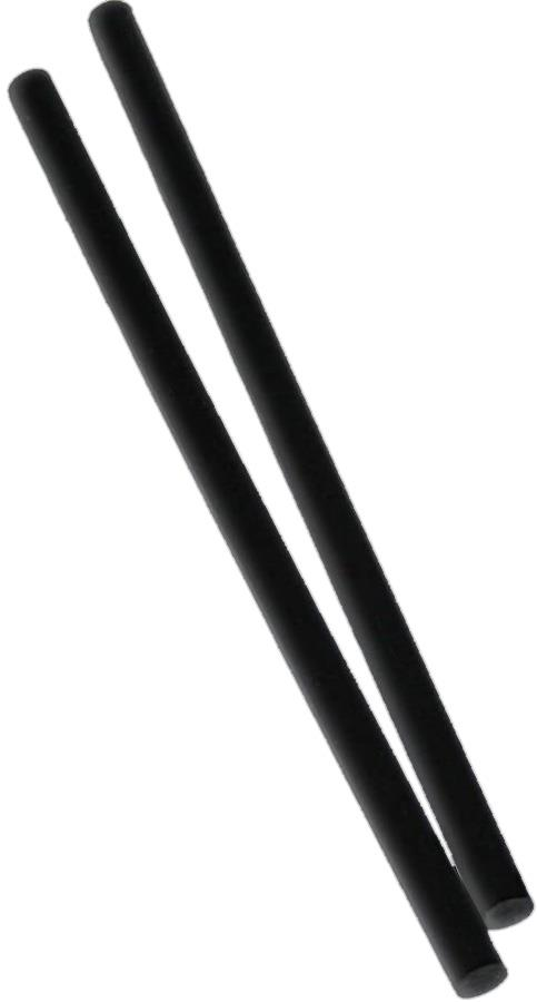 Demon P-tex Ski/Snowboard Base Repair, 2 x Sticks Black