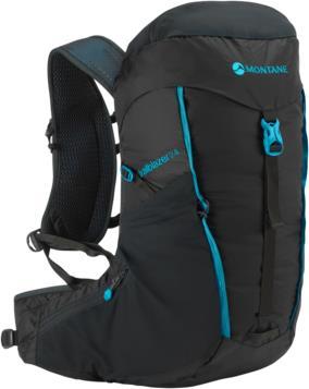 Montane Womens Trailblazer 24 Trekking Backpack, 24 L Charcoal
